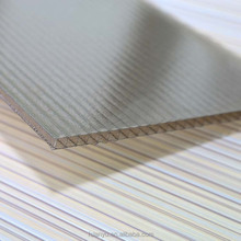 lightweight construction materials colored plastic pc sheet