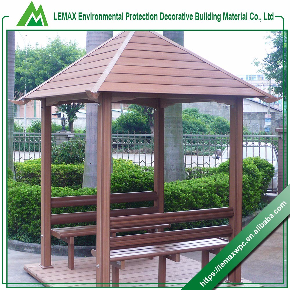 Professional manufacturer ex-factory price wind proof chinese gazebo and wooden gazebo