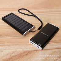 protable green energy wireless solar power bank universal power bank