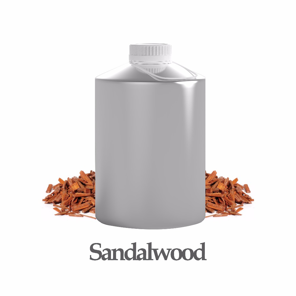 100% Natural Sandalwood Healthy Essential Oil Beauty Care Product