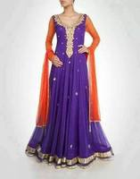 bollywood style anarkali frock