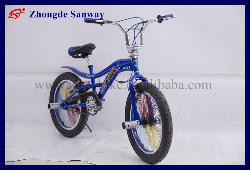 Good Quality green Off Road Bmx Bikes for children competition