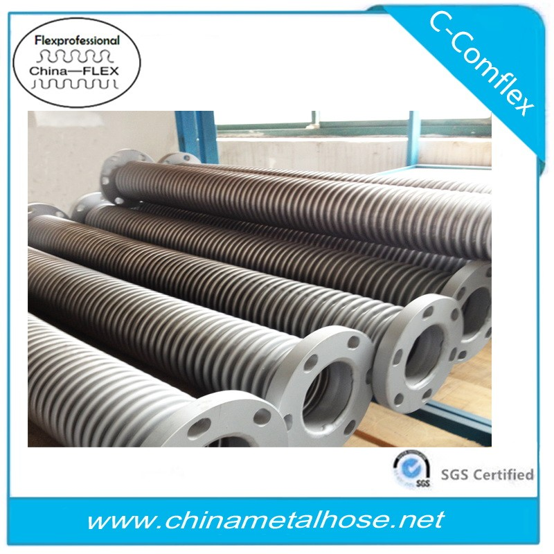 stainless steel flexible convoluted tubing/tube/pipe