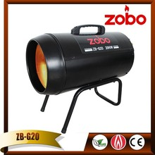 20KW Outdoor Heater Gas Electric Industrial Fan Heater