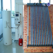 100 - 500 Liters Split Pressurized Residential Evacuated Tube Solar Powered Hot Water Heater System