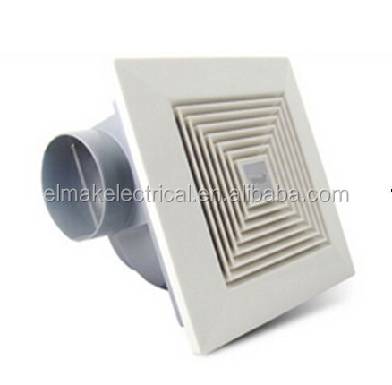 Home Ceiling Mounted Exhaust Fan For Bathroom Kitchen Buy Home Exhaust Fan Ceiling Pipe Type