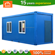 furnished mini italy container house container home