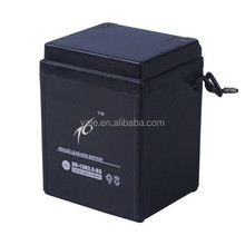 High quality 12N2.5-BS Dry Cell Motorcycle Battery 12V