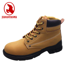 Professional S3 comfortable anti slip protection steel toe safety shoes with CE