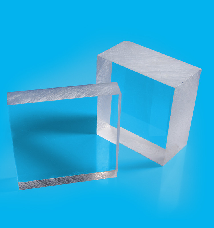 China supplier engineering plastic 0.5mm 10mm polycarbonate block pc hollow sheets