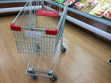 2016 100 Liter Wholly Plastic Shopping Trolley