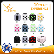 2017 newest hotsale promotional toys products Fidget Cube made in china