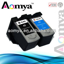 PG40 compatible ink cartridge for canon ip1300