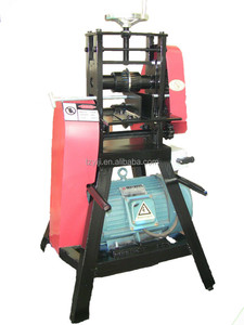 Upper and lower adjustable dual boot scape wire cutting and stripping machine for sale made in china