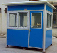 2016 Hot Sale Environment-Friendly Prefabricated Container House With Accessories Manufacturers