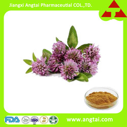 Organic Red Clover extract 40% Isoflavones