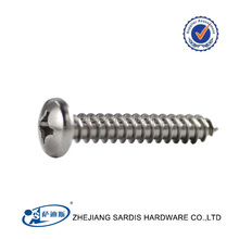 M3 Stainless steel Phillips Pan Head Machine Screw with Captive Washer