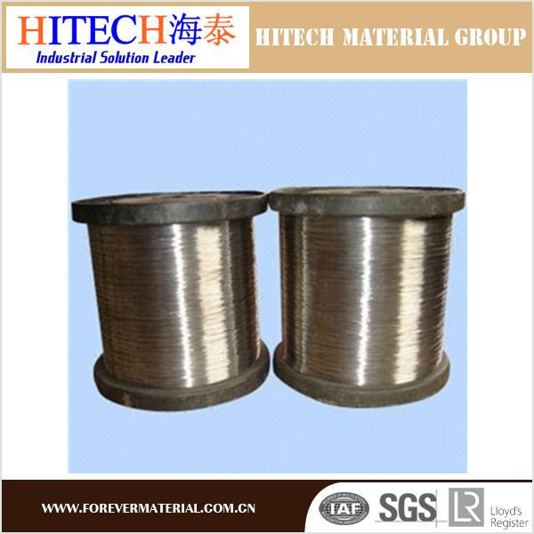 Nickel Chromium Iron Alloy UNS N06625 wire