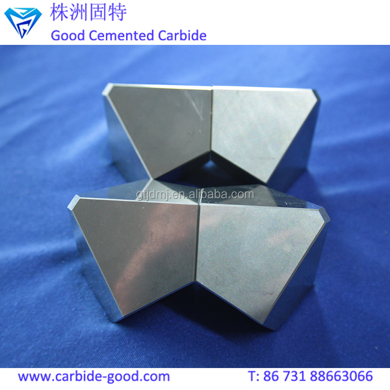 China Manufacture Carbide Anvil For Gem-quality Diamonds Machine