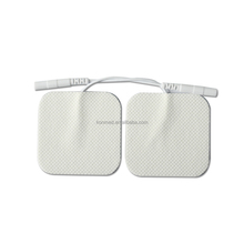 TENS Electrodes Manufacturers EMS Acupuncture Digital Therapy Machine Massager Electrode Gel Pads