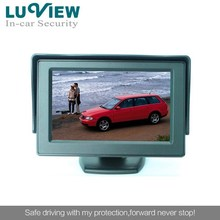auto dimming rearview mirror 4.3 inch car color digital monitor