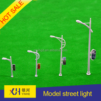 Hot Sale Scale Model Led Street