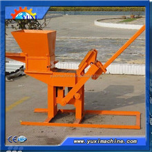 2015 Newest!!! Easy operation of block making machine in uganda