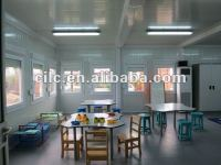 China container office prefabrecated house with bathroom