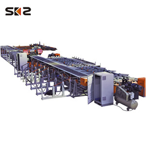 Automatic screw making cnc rebar thread rolling machine China