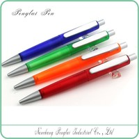 cheap promotional items china plastic ballpen
