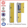 2 Door Metal Clothes Locker Nursery School Furniture