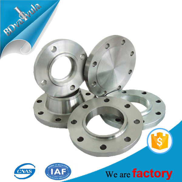 DIN pn6 sch10 ss304 ss304l cast slip on flange raised face