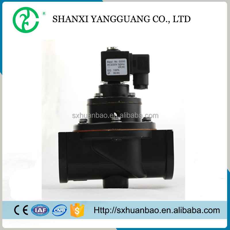 Manufacturer solenoid operated directional electric pneumatic air solenoid valve