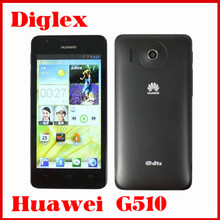 Huawei G510 4.5 inch MTK6517 made in China 3G mobile phone
