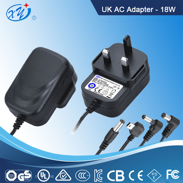 9v 2a UK standard power charger adapter for korg pa500