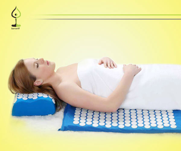 Hot Selling Back and Neck Relieve Acupuncture Massage Mat