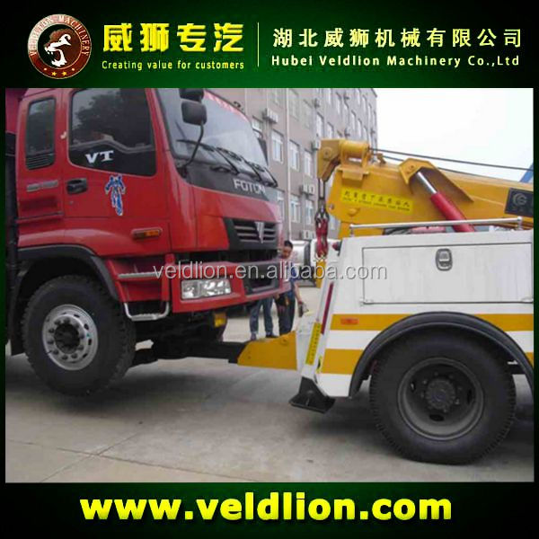 Dongfeng Rotator Wrecker Heavy Duty Rotator Tow Truck Heavy Recovery Trucks China Tow Truck