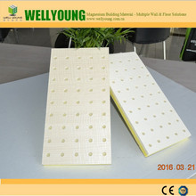Heat preservation board acoustic fiberglass ceiling