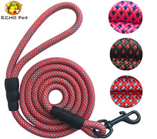 Wholesale China supplier pet dog rope leash