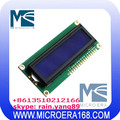 LCD1602 blue screen backlight LCD display 1602A 5v Blue and white font LCD screen