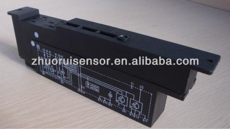 Electronic signal flashers parts 0005439015