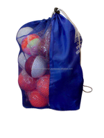 Customized Mesh Ball Bag/ Mesh Tote Bag