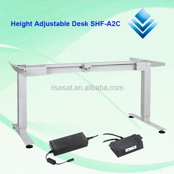Single Motor Electric Sit to Stand adjustable office Table