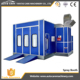Top Value Autocare spray booth/auto paint room/paint booth from china