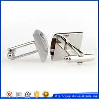 Low price manufacture men jewelry- cufflinks watch