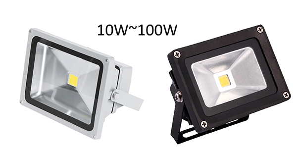 SZDAYTON 5 years warranty 10-300W COB 200w/300w/400w/500w led flood light