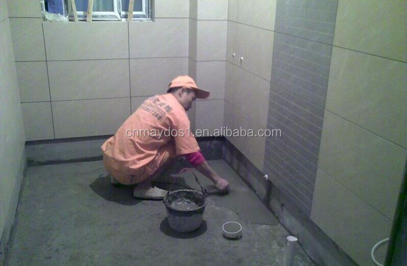 Concrete Roof Floor Checmial Waterproofing Paint Materials for kitchen in Guangzhou supplier