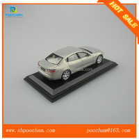 Scale die cast miniature car model toy 1 43