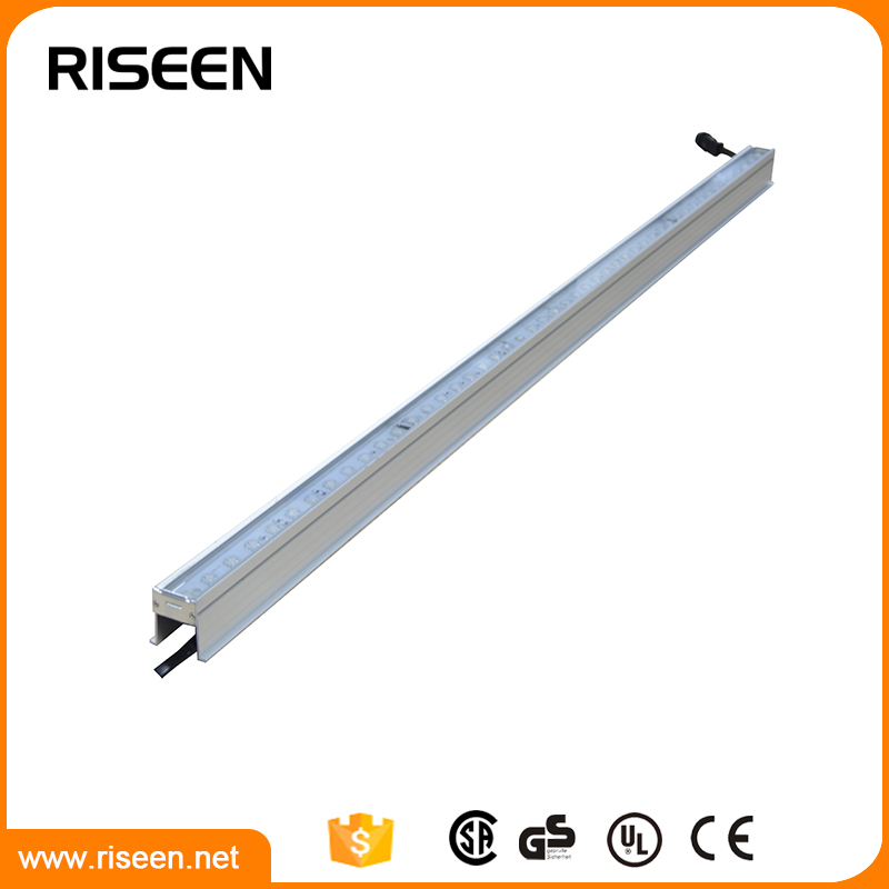 Excellent performance Outdoor waterproof 12w led linear light for building facade and outline