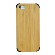 3D Knight 100% Brand New Wholesale Handmade Nature Wood Case For iphone 5C